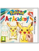 Диск Pokemon Art Academy [3DS]