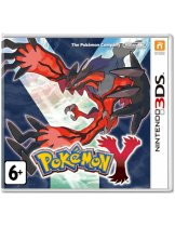 Диск Pokemon Y [3DS]