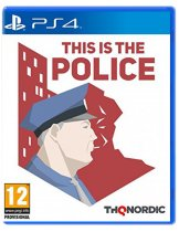 Диск This Is the Police [PS4]