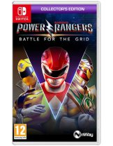 Диск Power Rangers: Battle for the Grid - Collectors Edition [Switch]