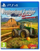 Диск Professional Farmer: American Dream [PS4]