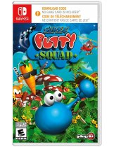 Диск Putty Squad (USA) (код загрузки) [Switch]