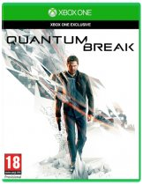 Диск Quantum Break [Xbox One]