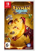Диск Rayman Legends: Definitive Edition [Switch]