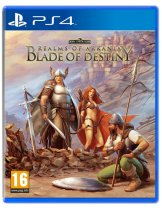 Диск Realms of Arkania: Blade of Destiny [PS4]