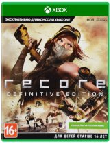 Диск ReCore - Definitive Edition [Xbox One]