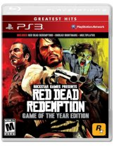 Купить Red Dead Redemption – Game of the Year Edition (Б/У) (US) [PS3]