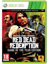 Диск Red Dead Redemption – Game of the Year Edition [X360]