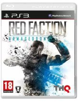 Диск Red Faction: Armageddon (Б/У) [PS3]