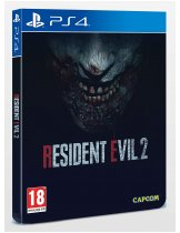 Resident Evil 2 Remake Steelbook Edition [PS4]