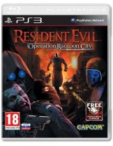 Диск Resident Evil: Operation Raccoon City [PS3]