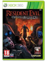 Обложка Resident Evil: Operation Raccoon City [X360]