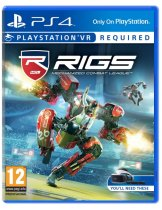 Купить RIGS Mechanized Combat League [PSVR]