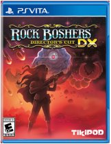 Купить Rock Boshers DX: Director's Cut (Б/У) [PS Vita]
