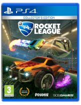 Диск Rocket League Collectors edition [PS4]