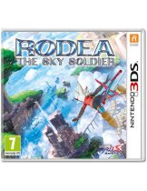 Купить Rodea: The Sky Soldier [3DS]