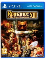Диск Romance of the Three Kingdoms XIII [PS4]