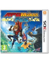 Купить RPG Maker Fes [3DS]