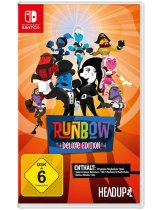 Диск Runbow - Deluxe Edition [Switch]