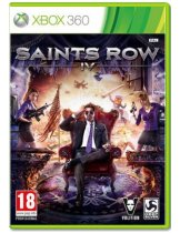 Диск Saints Row IV [X360]