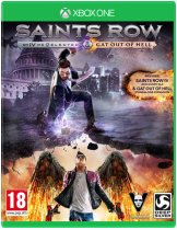 Купить Saints Row : Re-Elected & Gat out of Hell [Xbox One]