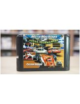 Игра 16bit Micro Machines 2: Turbo Tournament