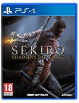 Sekiro: Shadows Die Twice [PS4]