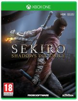 Диск Sekiro: Shadows Die Twice (Б/У) [Xbox One]