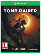 Диск Shadow of the Tomb Raider [Xbox One]