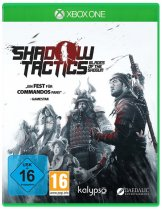 Купить Shadow Tactics: Blades of the Shogun (Б/У) [Xbox One]