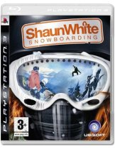 Диск Shaun White Snowboarding [PS3]