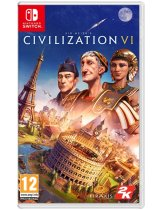 Диск Sid Meiers Civilization VI [Switch]