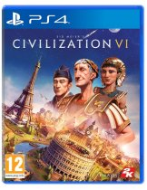 Диск Sid Meiers Civilization VI [PS4]