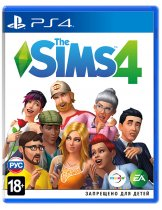 Диск The Sims 4 [PS4]