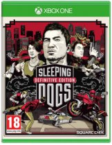 Диск Sleeping Dogs Definitive Edition [Xbox One]