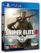 Купить Sniper Elite 4 - Limited Edition [PS4]