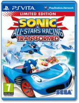 Sonic & All-Star Racing Transformed [PS Vita]