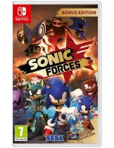 Диск Sonic Forces [Switch]