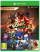 Диск Sonic Forces [Xbox One]