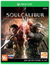 Купить SoulCalibur VI [Xbox One]