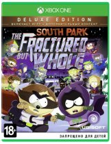 Купить South Park: The Fractured but Whole (Б/У) [Xbox One]