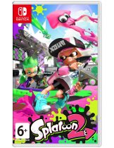 Диск Splatoon 2 (Б/У) [Switch]