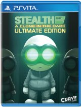 Купить Stealth Inc: A Clone in the Dark - Ultimate Edition (Б/У) [PS Vita]