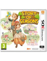 Диск Story of Seasons [3DS]