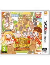 Диск Story of Seasons: Trio of Towns [3DS]