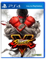 Диск Street Fighter V (5) [PS4]