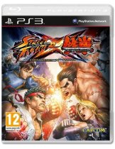 Диск Street Fighter x Tekken [PS3]