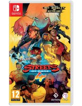 Диск Streets of Rage 4 [Switch]