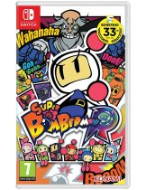 Диск Super Bomberman R [Switch]