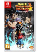 Диск Super Dragon Ball Heroes: World Mission [Switch]